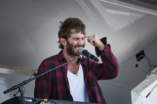 Smallpools Performs at Juice Jam 2017